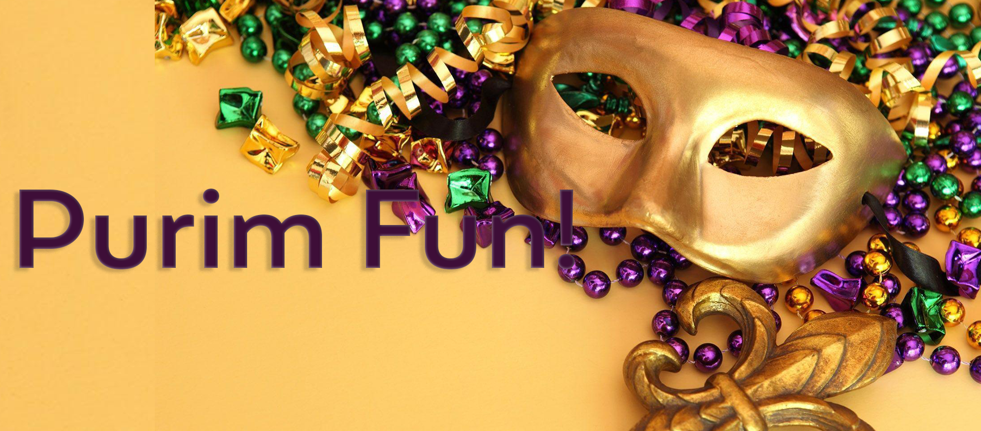 Purim Fun